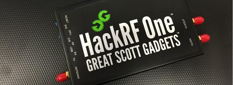 HackRF: The easy way - RabbidByte